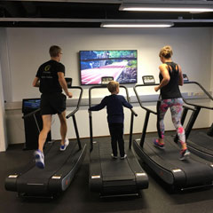 CSE Entertainment runBEAT supplied by iActive Tech for Physical and Occupational Therapy